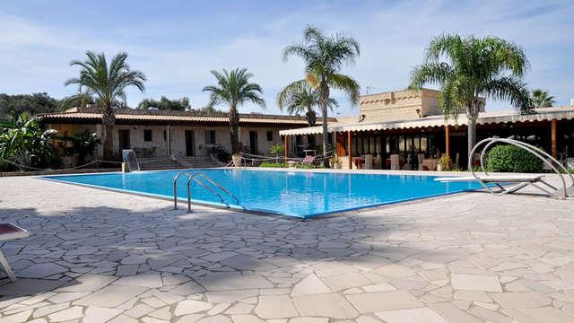 Ontspannen dagen in het romantische Apulië nabij Leuca