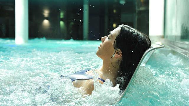 Especial Rebajas con masaje, circuito termal y cena en la Hermida (desde 2 noches)