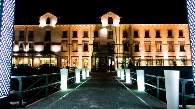 Balneario de la Hermida