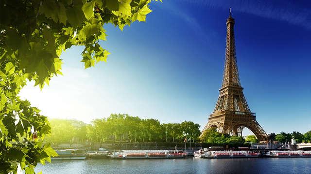 Paris au fil de l'eau (à partir de 2 nuits)