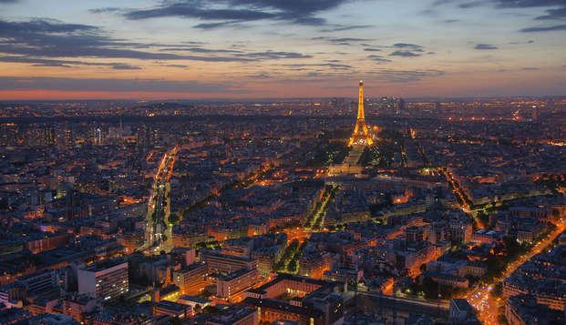 Weekend à Paris au cœur du XVIème arrondissement