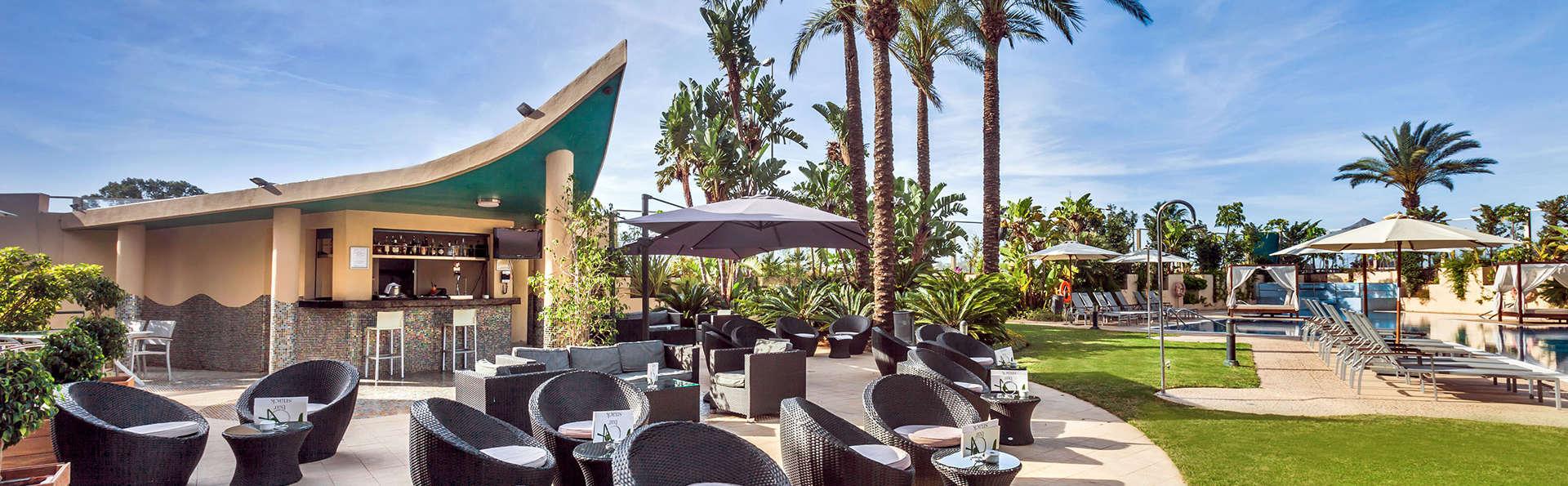 Week-end avec dîner, spa et détente à Estepona