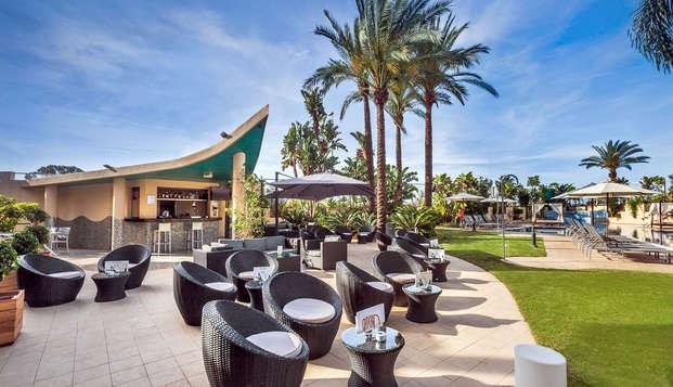 Escapada con cena: fusión de gastronomía y spa en Estepona