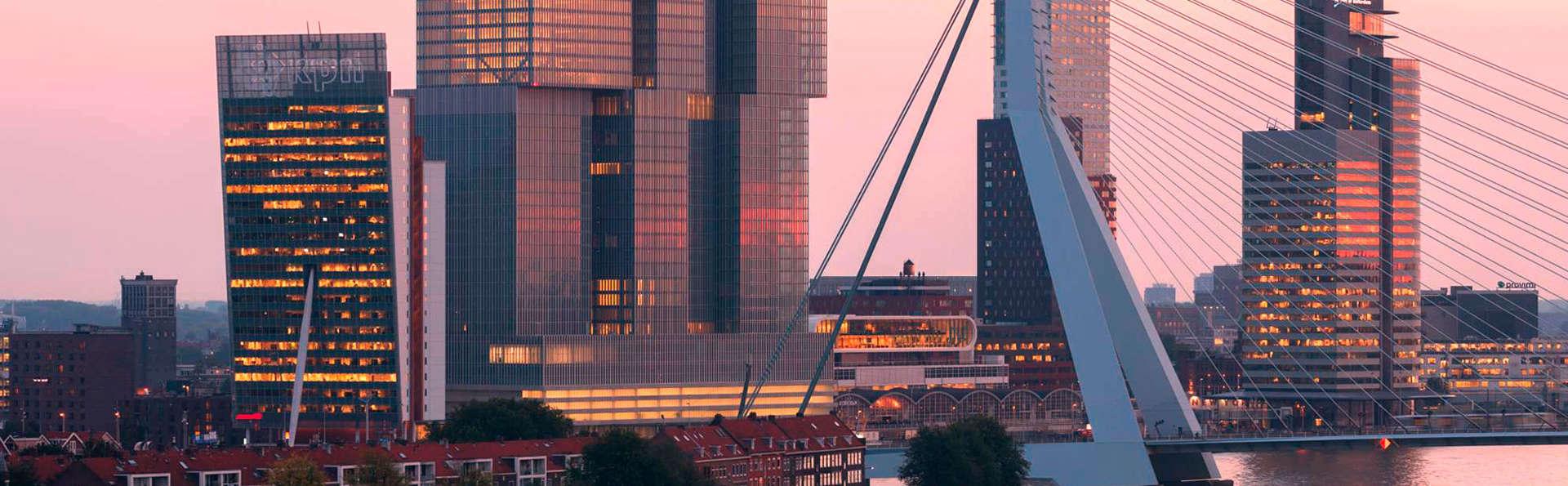 Week-end à Rotterdam