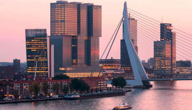 Weekendje weg in Rotterdam