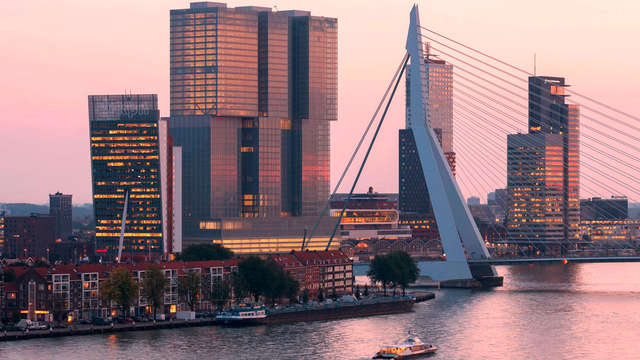 Week-end à Rotterdam