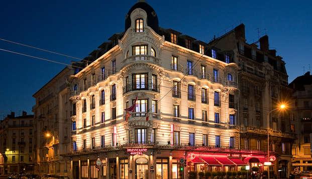 Mercure Lyon Centre Brotteaux - Front