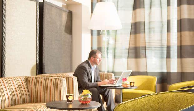 Mercure Lyon Centre Brotteaux - Lounge
