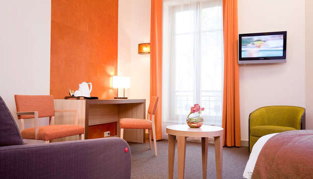 Mercure Lyon Centre Brotteaux - room