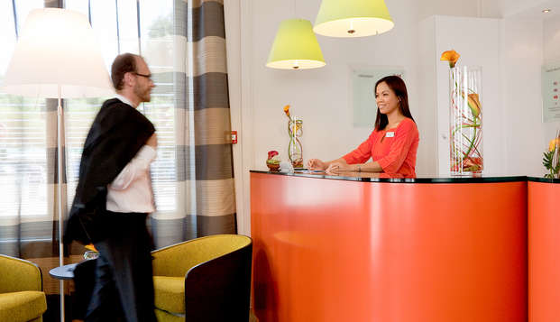 Mercure Lyon Centre Brotteaux - Reception
