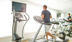 1 Accès à la salle de fitness pour 2 adultes