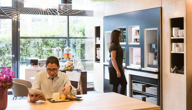 Novotel Suites Paris Rueil Malmaison - breakfastbar
