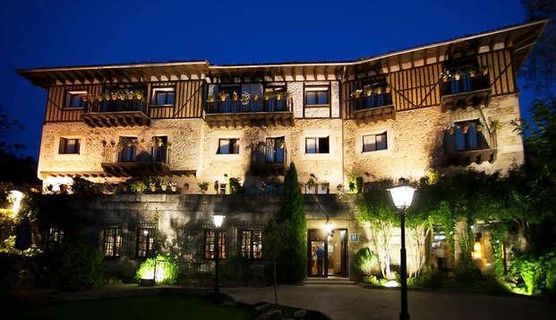Escapada Relax con acceso al Spa en la Alberca: belleza y encanto en la Sierra de Francia