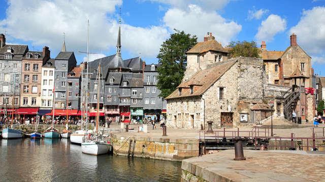 Escapada descubrimiento de cuatro museos en Honfleur