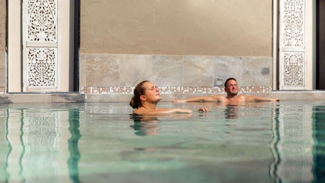1 toegang tot de wellness Resort Elysium voor 2 volwassenen