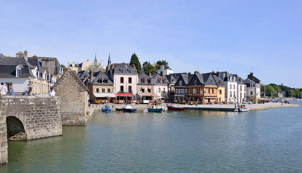 BEST WESTERN Auray Le Loch - Auray port de Saint-Goustan quai Franklin