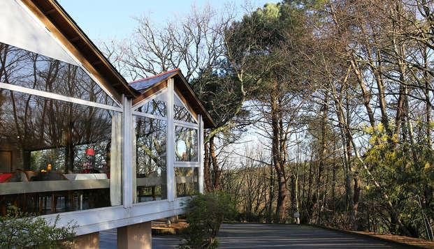 BEST WESTERN Auray Le Loch - facade