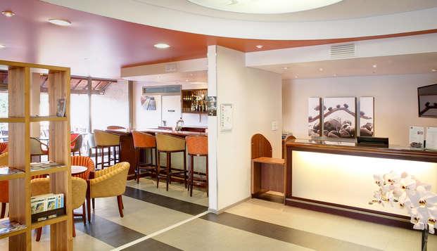 BEST WESTERN Auray Le Loch - reception
