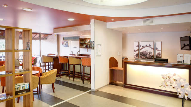 BEST WESTERN Auray Le Loch - reception