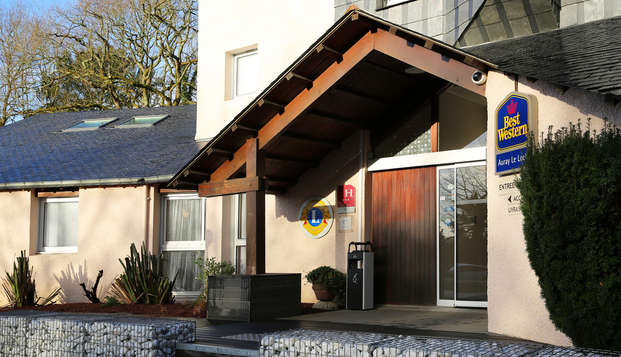 BEST WESTERN Auray Le Loch - front