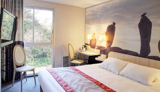 BEST WESTERN Auray Le Loch - room