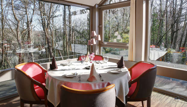 BEST WESTERN Auray Le Loch - restaurant
