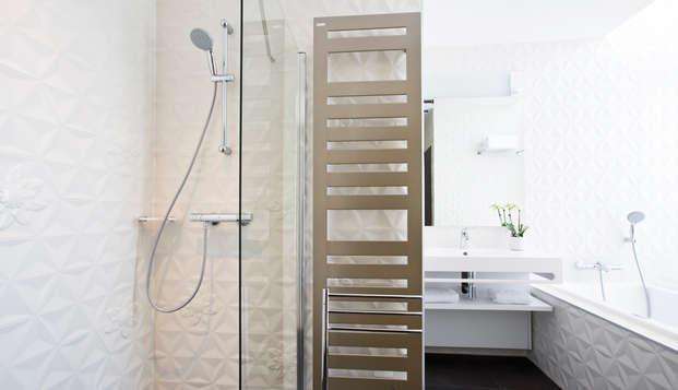 Empreinte Hotel - bathroom