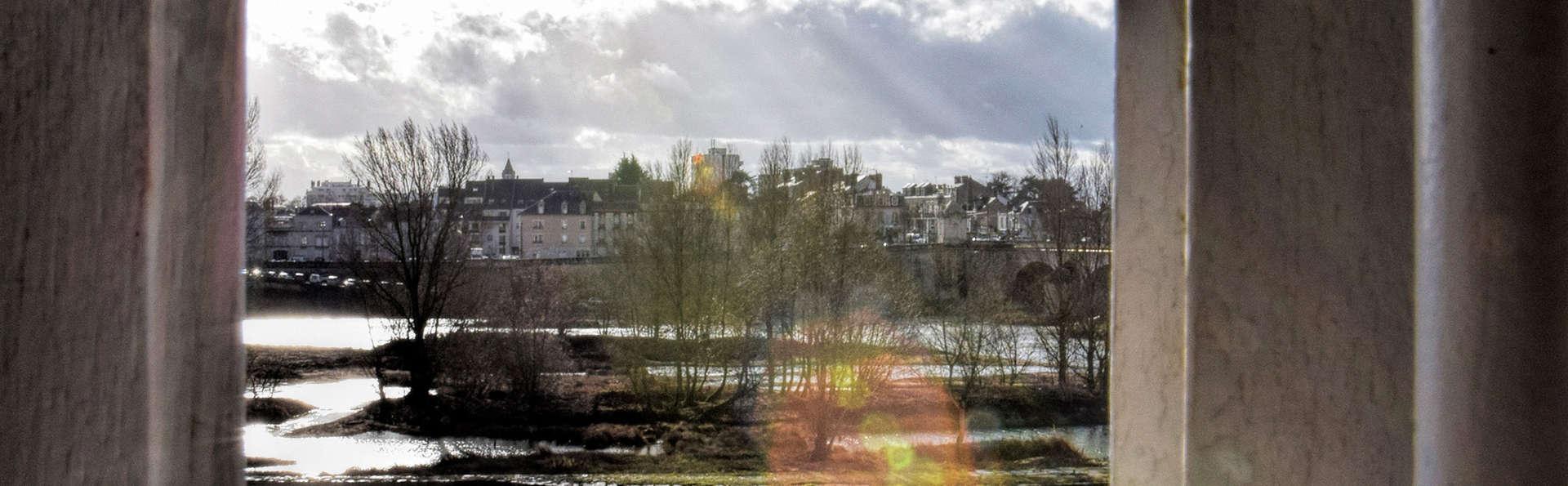 Week-end détente au bord de la Loire