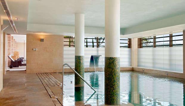 Escapada Relax con acceso al Circuito termal en un hotel de lujo en Toledo