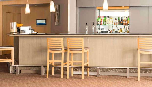 Novotel Cannes Montfleury - bar