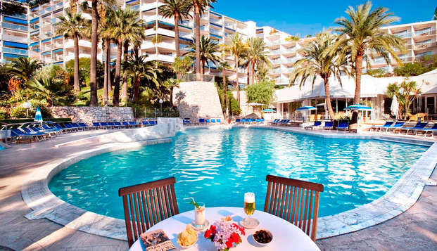 Novotel Cannes Montfleury - pool