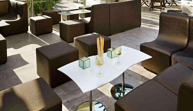 Novotel Cannes Montfleury - terrace