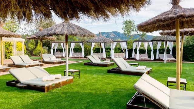Salles Hotel Mas Tapiolas - Garden