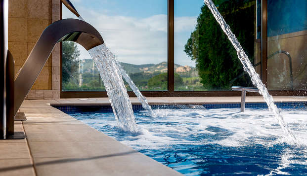 Spa break in una fattoria catalana vicino a Girona