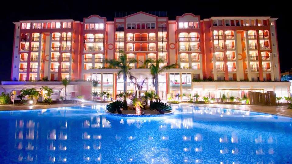 Sercotel Hotel Bonalba Alicante - edit_front_noche.jpg