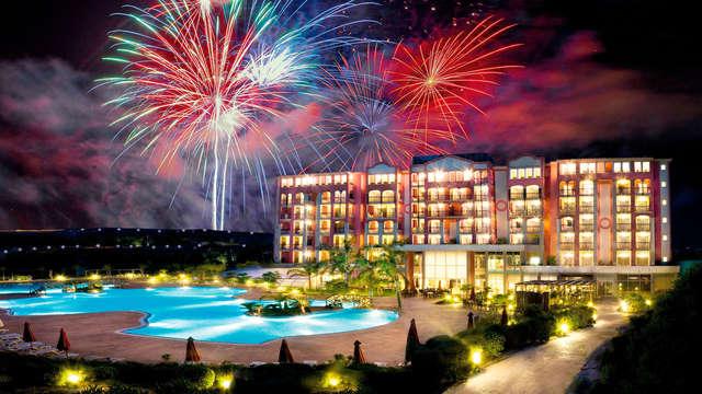 Spécial Nouvel An: fête avec open bar, musique, disco et bien plus à Mutxamel, Alicante