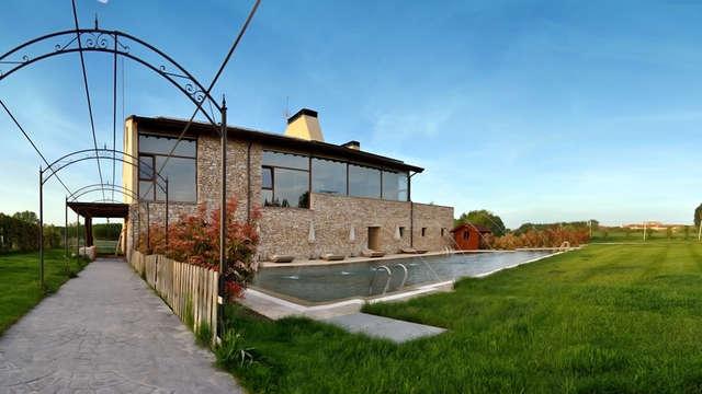 Enología y Relax en las orillas del Duero con visita a bodega, cata de vinos y acceso a Spa
