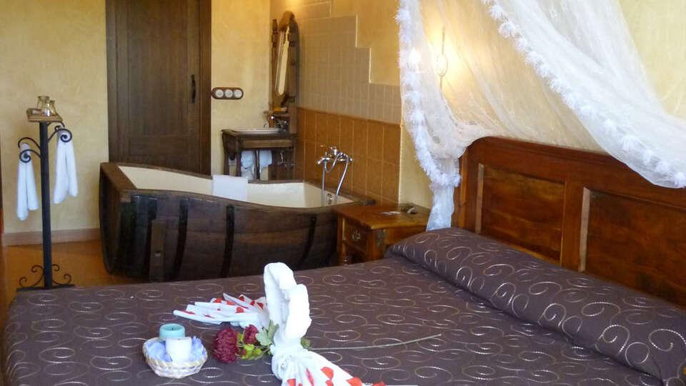 Hotel Rural y SPA Kinedomus Bienestar 9
