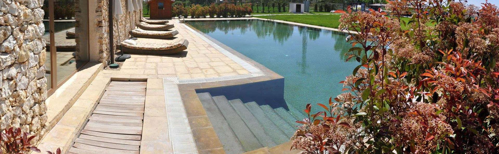 Détente avec accès au spa à Aranda de Duero