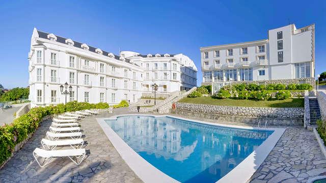 Descubre Suances en un hotel con vistas al mar Cantábrico, Cena y Visita al Museo de Altamira