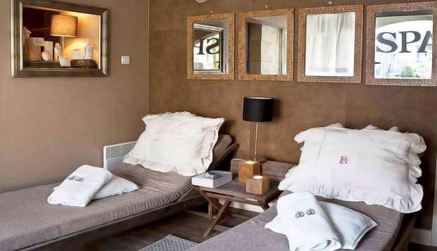 La Marine de Loire Hotel et Spa - massage