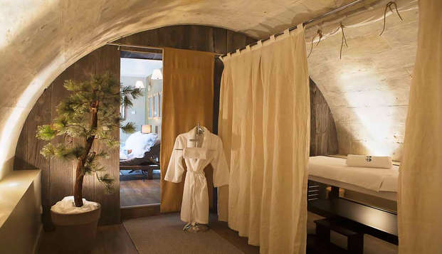 La Marine de Loire Hotel et Spa - massage room