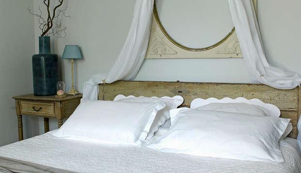 La Marine de Loire Hotel et Spa - room