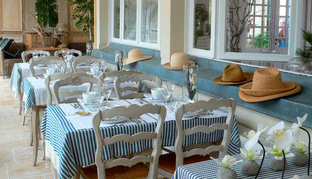 La Marine de Loire Hotel et Spa - restaurant
