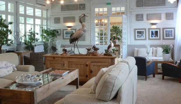 La Marine de Loire Hotel et Spa - salon darblay