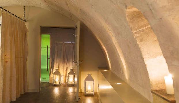 La Marine de Loire Hotel et Spa - spa
