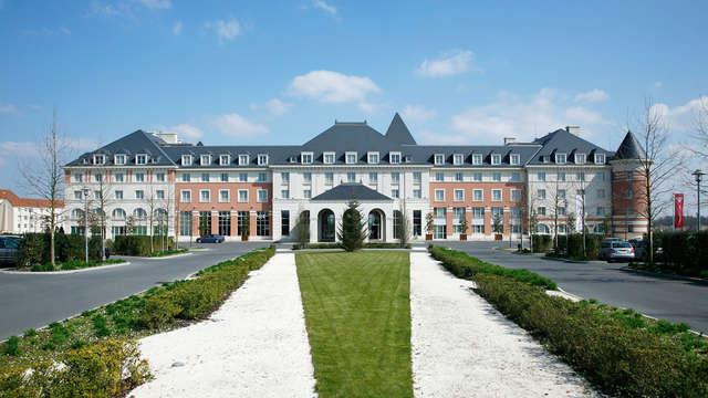 Vienna House Dream Castle Hotel Paris - Facade front side