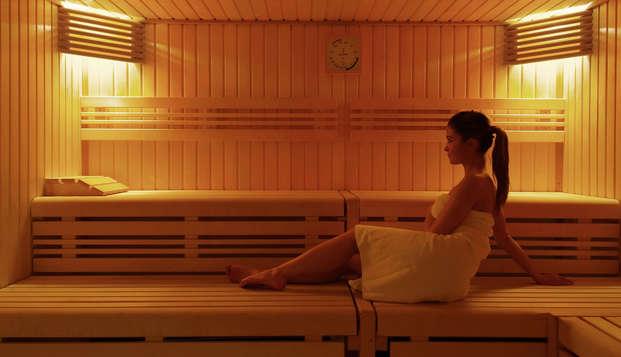 Vienna House Dream Castle Hotel Paris - sauna