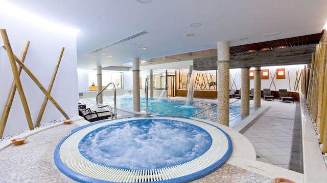 Lujo, Relax y Hospes. Escapada con masaje y spa en un Palacio de Cáceres