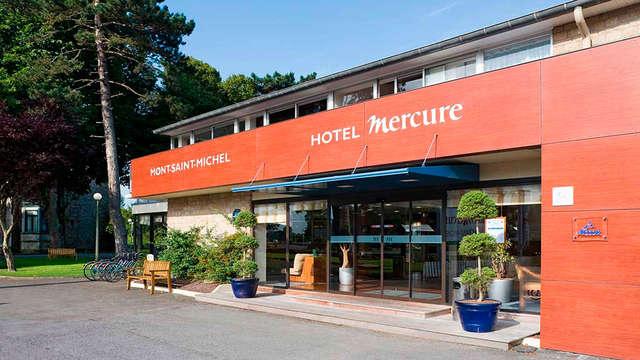 Hotel Mercure Mont Saint Michel - Front